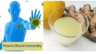 Photo of How to Boost Immunity Fast with Ginger and Turmeric Shot