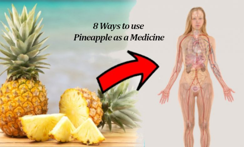Uses of Pineapple