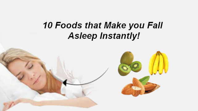 Best Food for Sleep