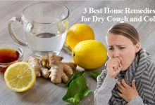 Photo of Cough Remedies: 3 Best Home Remedies for Dry Cough and Cold