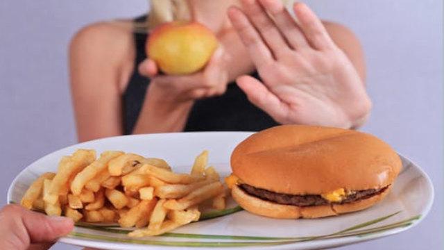 poor eating habit