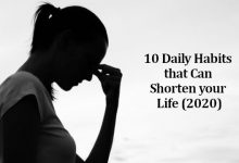Photo of 10 Daily Habits that Can Shorten your Life (2020)