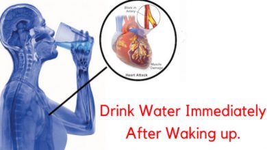 Photo of 11 Benefits of Drinking Water on an Empty Stomach Immediately After Waking up