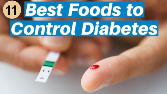 Best Foods Diabetics can Eat