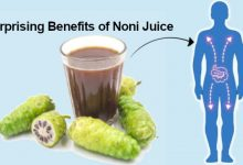 Photo of 11 Surprising Benefits of Drinking Noni Juice and Side Effects