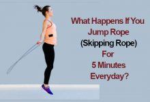 Photo of What Happens If You Jump Rope (Skipping Rope) For 5 Min Everyday?