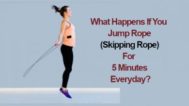 Benefits of rope jump