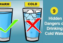 Photo of Warning: 9 Hidden Dangers of Drinking Cold Water