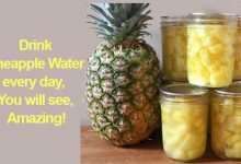 Photo of What Happens If you drink Pineapple Water every day, You will see, Amazing!