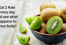 Photo of Eat 2 Kiwi Every day and See What Happens to Your Body!