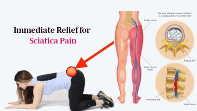 How to Treat Sciatica Nerve Pain