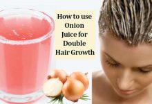 Photo of How to use Onion Juice for Double Hair Growth and Stop Hair Fall