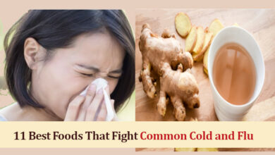Photo of 11 Best Foods That Fight Common Colds and Flu, Start Eating Today!