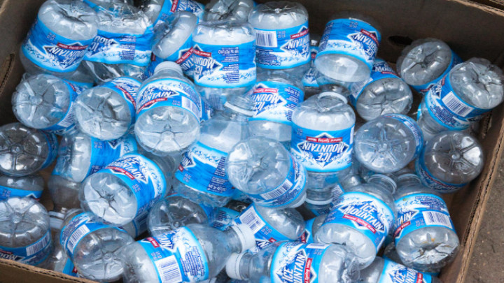 Is Bottled Water Safe for the Environment