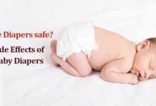 Photo of Side Effects of Baby Diapers and How many Diapers Does a Baby use?