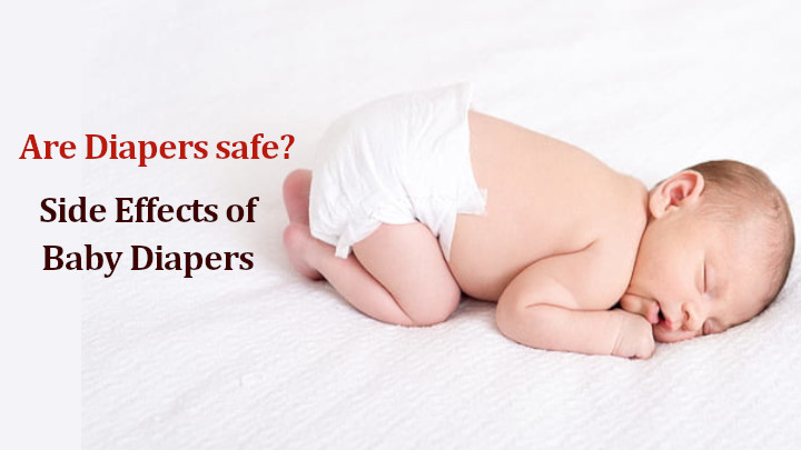 Side Effects of Baby Diapers