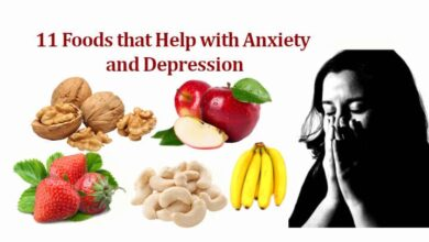 Photo of 11 Healthy Foods that Help with Anxiety and Depression
