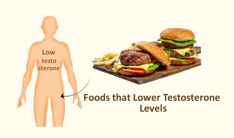 Foods that Kill Testosterone Levels in males