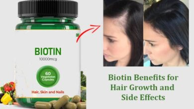 Biotin Benefits for Hair Growth and Side Effects