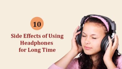 Side Effects of Using Headphones for Long Time